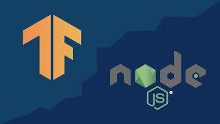 TensorFlowJS: Bringing ML and Linear Algebra to NodeJS