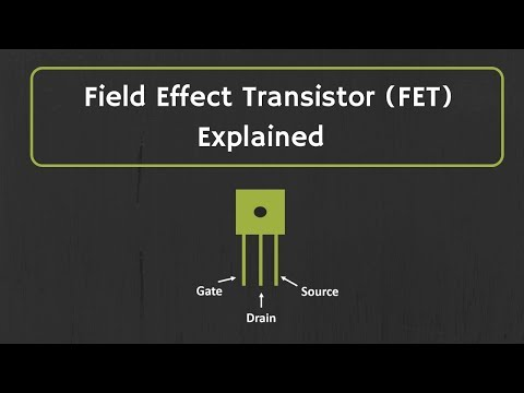 What is Field Effect Transistor (FET)? || Differences between BJT and FET || Types of FET
