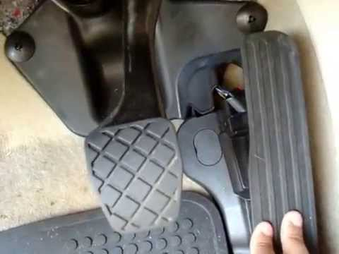 2014 Vw Passat Tdi Gas Pedal Clicking Youtube