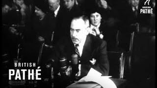 Dean Acheson Speak To Senate (1949)