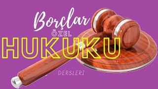Borçlar Özel Hukuku  17  Vekalet Sözleşmesi