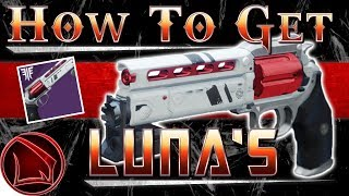 Destiny 2: How To Get Luna's Howl Easy / Fast – Forsaken Best Weapons To Fabled Rank