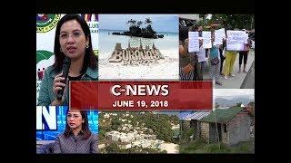 UNTV: C-News (June 19, 2018)