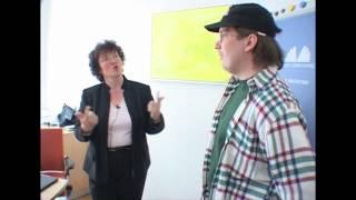 Uwe Wöllner beim Image Coach Teil 2