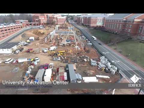 University Recreation Center   January 2018