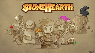 Stonehearth Gameplay PC - Want More? Here's 5 Hours!