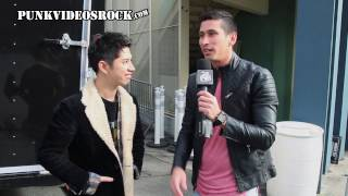 Rob Herrera caught up with Taka of ONE OK ROCK to talk about finall...