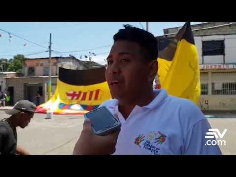Hinchas esperan llegada de cuerpos en el Monumental | Ecuavisa