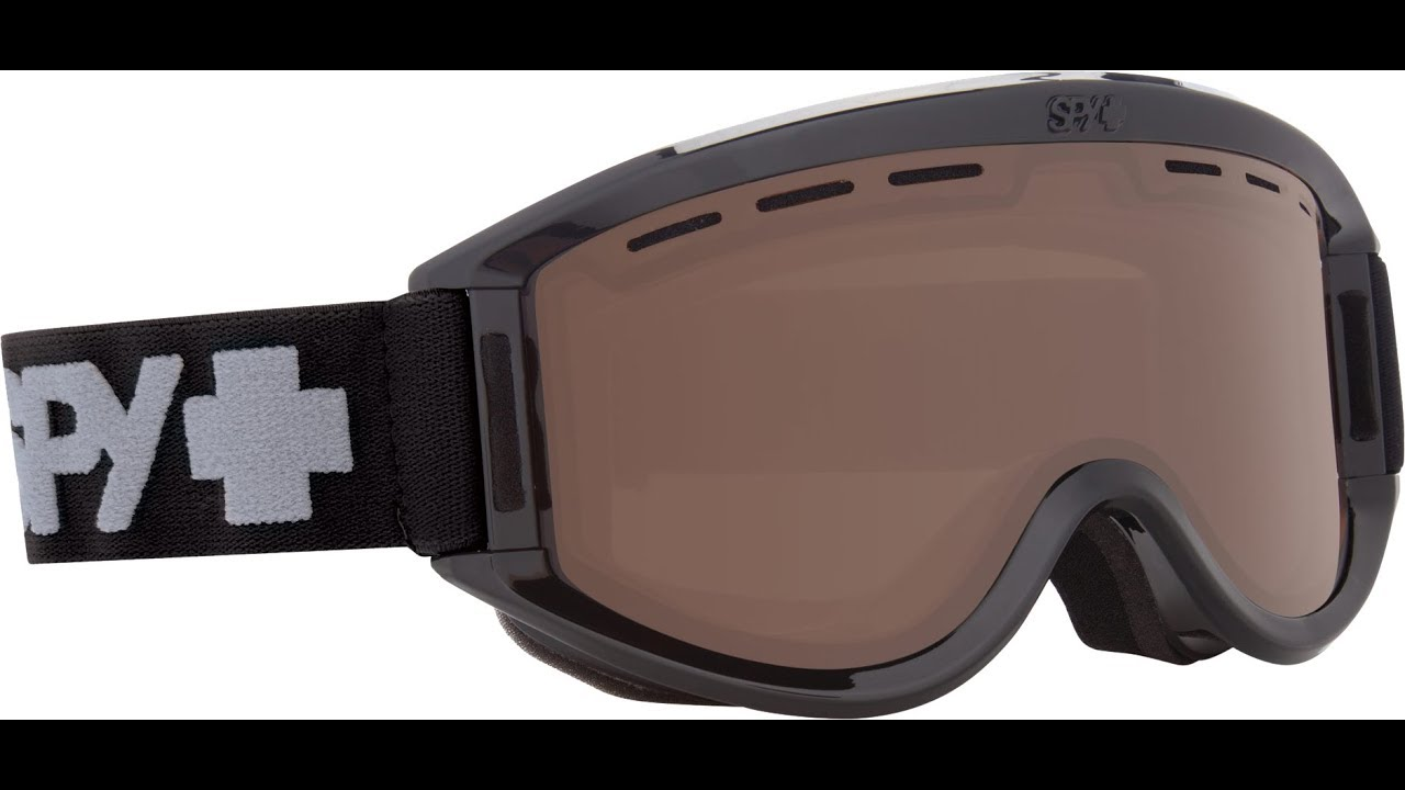 38331efb46e SPY Getaway Snow Goggle Product Knowledge Video - YouTube