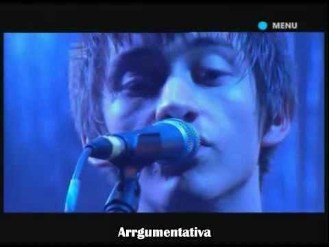 Arctic monkeys  -  Mardy Bum (subtitulado)