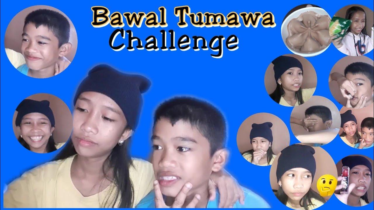 Download Bawal Tumawa Challenge with Brother /Jullia Lequin