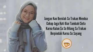 Gambar cover Lembut Banget ! Nissa Sabyan   Karna Su Sayang🎵Lirik Near ft Dian Sorowea