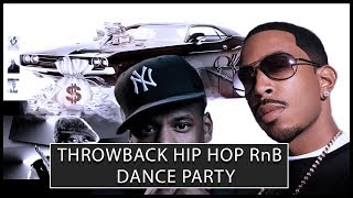 Download Hip Hop/ R&B Old School Dance Party  Mix Best Old School Hip Hop Rap & RnB 2000s Throwback #2 MP3 song and Music Video