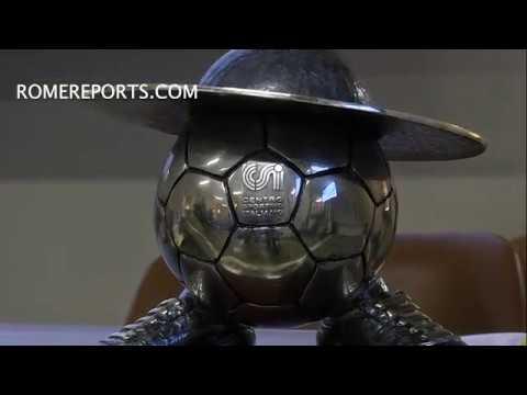 """""""Vatican Champions League"""" begins"""