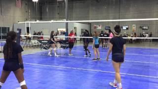 Houston Juniors Volleyball (14 Elite) 2014-2015