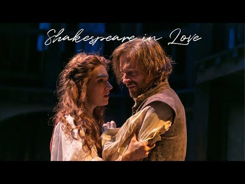 SHAKESPEARE IN LOVE at The Shakespeare Theatre of New Jersey