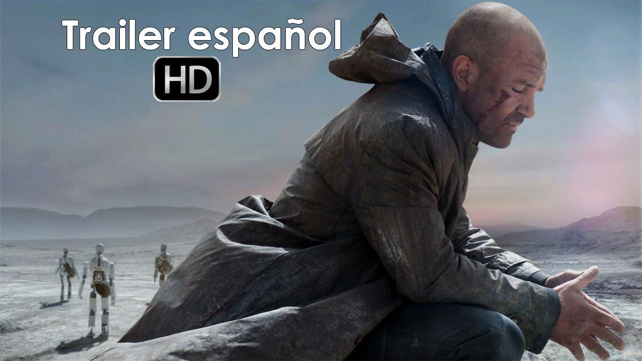 Autómata - Trailer español (HD)