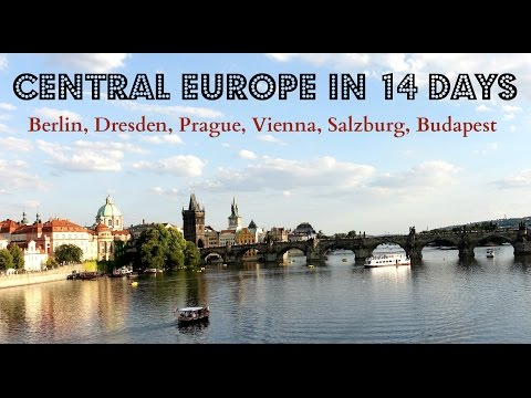 Central Europe in 14 days | VISUAL BITES