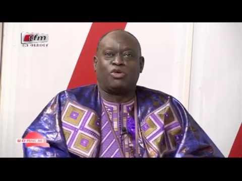 Affaire Yahya Jammeh : Me El Hadji Diouf insulte les Sénégalais Regardez du Jeudi 05 Janvier 2017 - TFM