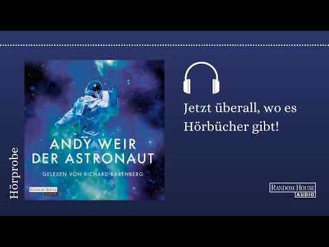Der Astronaut YouTube Hörbuch Trailer auf Deutsch