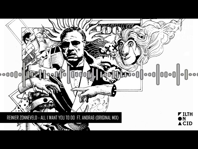 Reinier Zonneveld feat. Andra6 - All I Want You To Do (Original Mix)