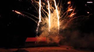 Pokaz sztucznych ogni - IV Zjazd Firm Rodzinnych u-Rodziny 2011 Fenix HD