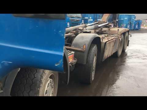 Scania 8x4 Med Kroghejs. Klaravik.dk