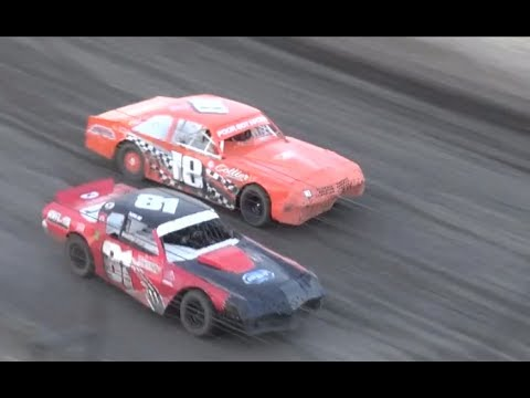 Kings Speedway HEAT RACES 5-24-14