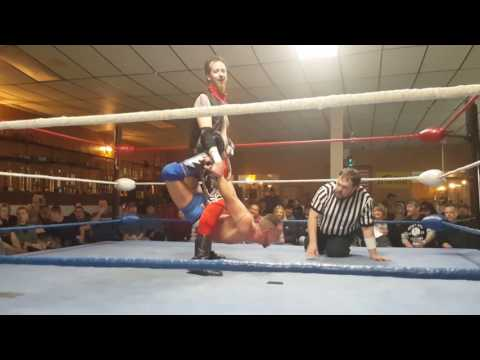 The Cowboy James Hunter Vs Kyle Roberts RCCW Feb 3rd 2017