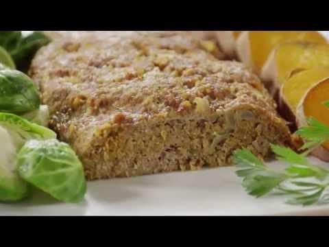 How to Make Turkey and Quinoa Meatloaf | Quinoa Recipes | Allrecipes.com