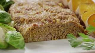 Quinoa Recipes - How To Make Turkey And Quinoa Meatloaf