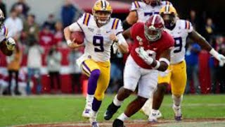 Best LSU Football Games In Recent History Part 1