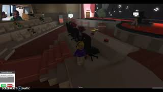 Being A Judge In Roblox Got talent