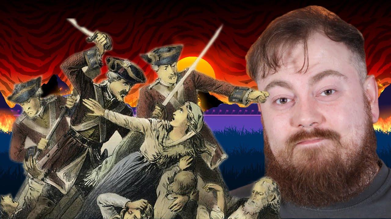 Absolute Mad Lads - The Glencoe Massacre