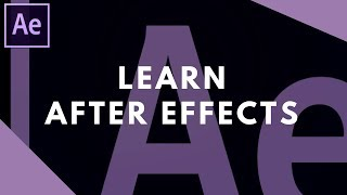 Learn Adobe After Effects: 1-hour of FREE Lessons