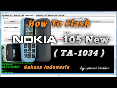 how-to-flash-nokia-105-new-ta-1034,-tested-💯%-work