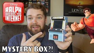 Disney Sent me a Mystery Ralph Box!!