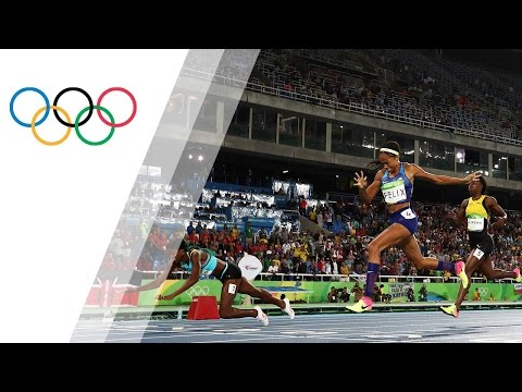 Rio Replay: Women's 400m Final