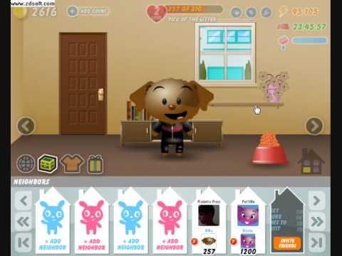 PetVille Gameplay