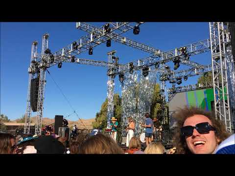 The Babe Rainbow - Live at Desert Daze, Moon Stage 10/15/2017
