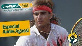 Melhor de Três - Especial Andre Agassi