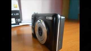 UNBOXING : Nikon L25 [RO]