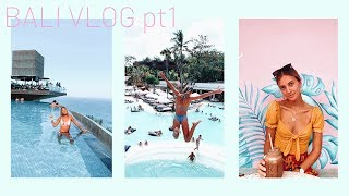 Bali Vlog pt1 // Seminyak