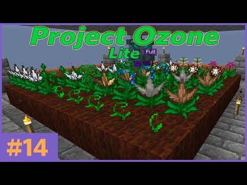 HermitCraft - Project Ozone Lite - E14 - Nether Star fail & AE Automation