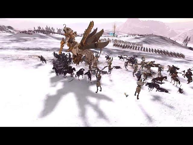Total War: Warhammer 2 #20 - Малекит приближается (Изгнанники Нехека)