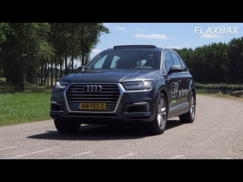 Experience: 2017 Audi Q7 e-tron quattro - Plug-in hybrid with a V6?