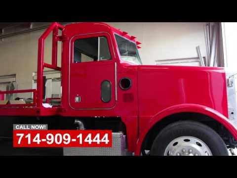Truck Paint Shop In Orange County California
