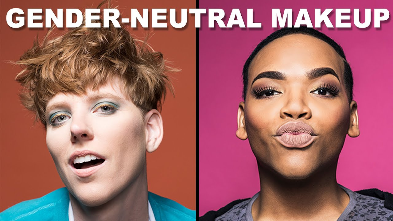 People Try Gender-Neutral Makeup
