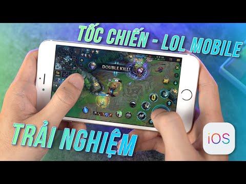 Trải Nghiệm Tốc Chiến - LOL Mobile, Game Cực Đỉnh, Lối Chơi Cực Cuốn, Đồ Họa Đẹp Như PC!