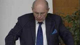 2010 - Inauguration d'une cordée de la réussite par M. Boichot (part 1/2)